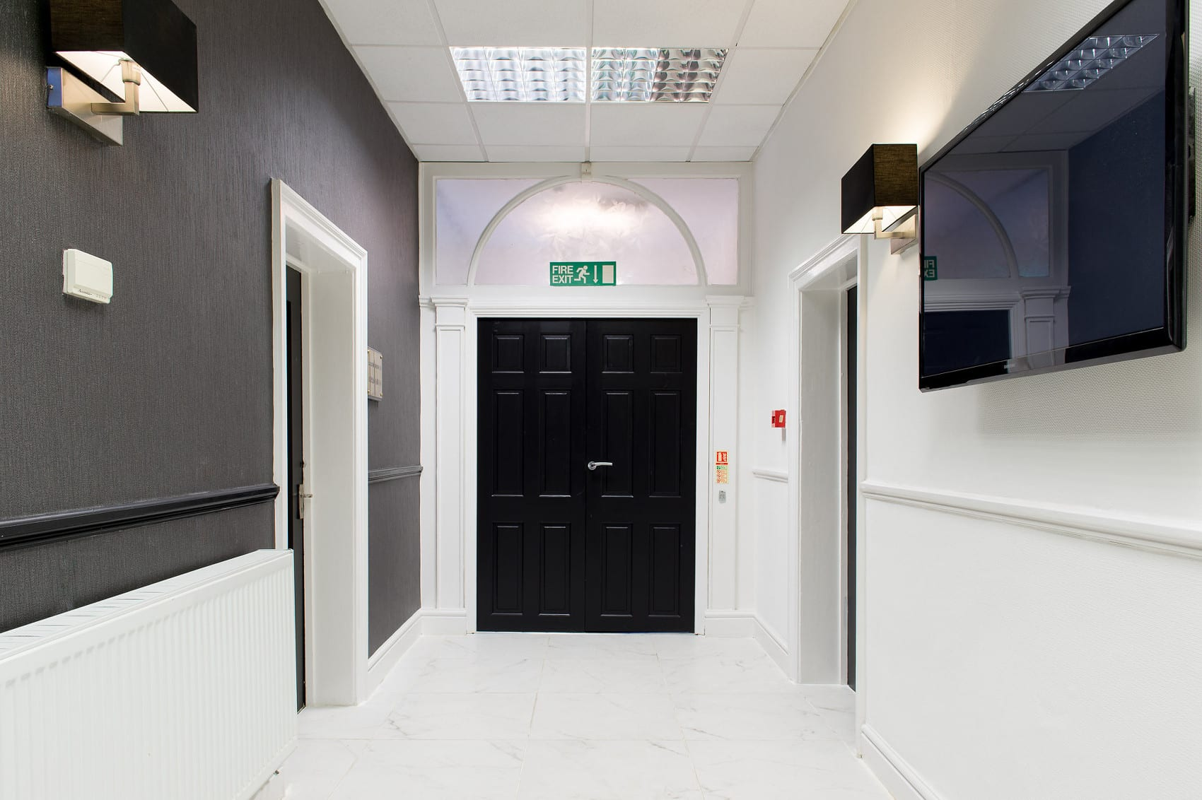 Bolton Office Space - Hallway