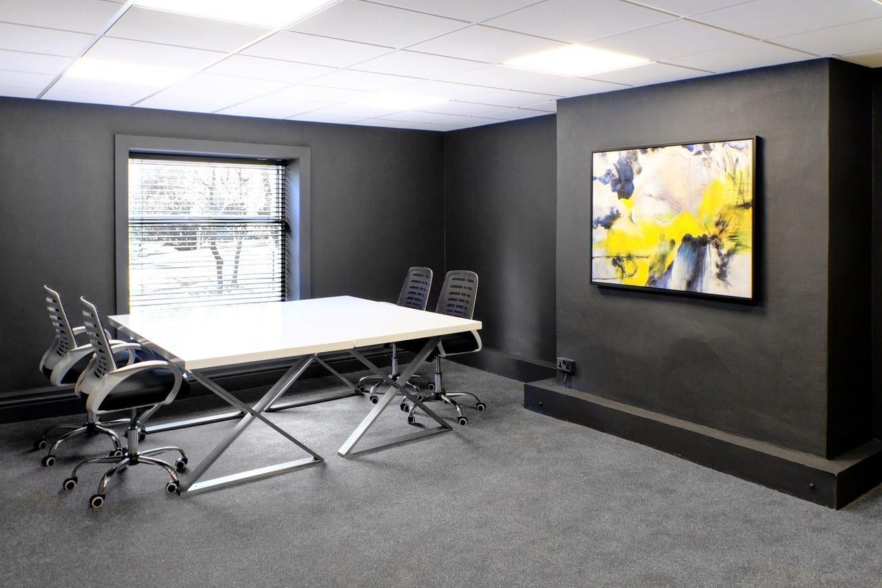 Room 1 Churchbank House - Bolton Office Space