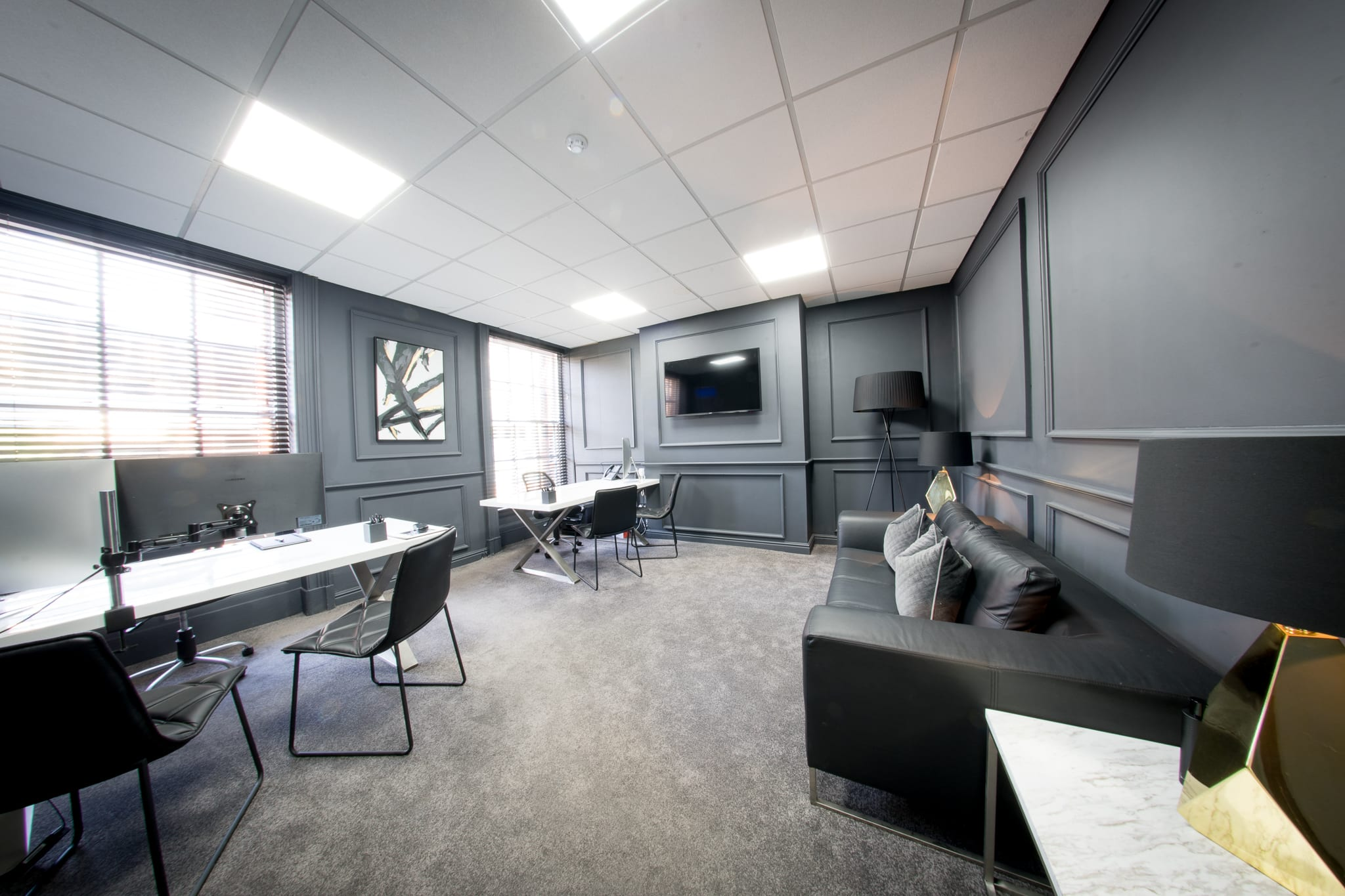 Manchester Office Space - Hliton House Room 3