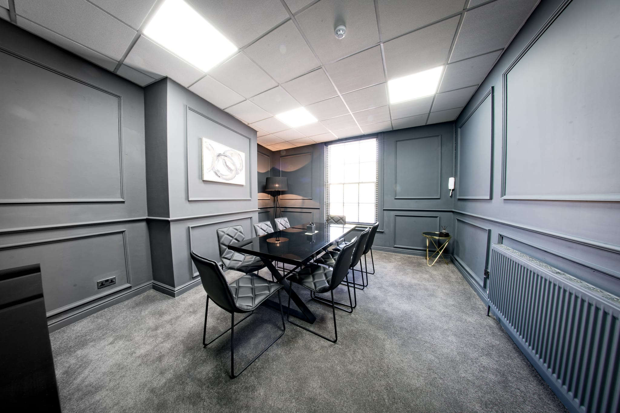 Manchester Office Space - Hliton House Room 5